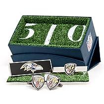 NFL Baltimore Ravens 3-Piece Gift Set