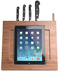 ipad in der k che praktischer zubeh r und apps. Black Bedroom Furniture Sets. Home Design Ideas