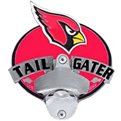 NFL Arizona Cardinals Tailgater Hitch Cover by Siskiyou