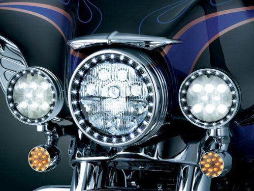 Harley Davidson Led Headlight