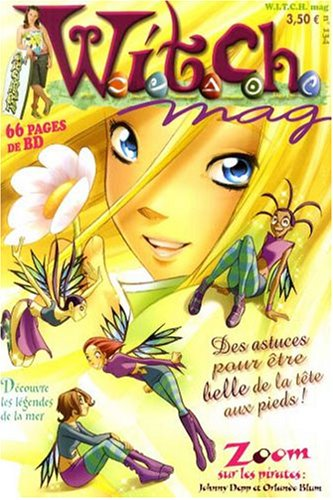 Witch Magazine - French ed