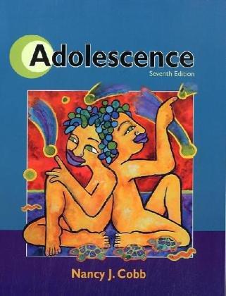 Adolescence, Seventh Edition PDF