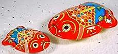 ブリキ金魚 中