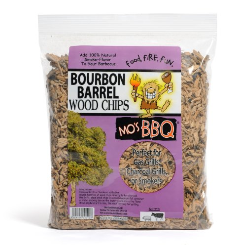 Mo'S Bourbon Barrel Wood Chips