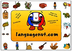 French Beginners 1 (PC), Product Activation Card, 1-Year Licence