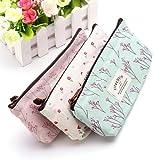 Countryside-Flower-Floral-Pencil-Pen-Case-Cosmetic-Makeup-Bag