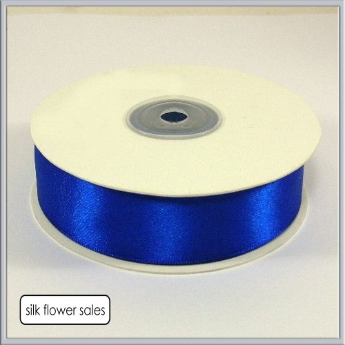 double-faced-satin-ribbon-25mm-25-metres-royal-blue-full-roll