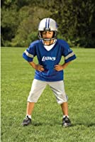 Detroit Lions NFL Youth Uniform Set Halloween Costume by Franklin Sports