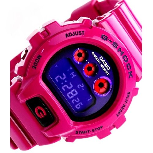 G-SHOCK Crazy Colors 200m water resistant digital watch Men's DW...