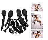 Ama-ZODE Fashion Bed Fesseln Handschellen Bondage Versteckte Temperament Spielzeug