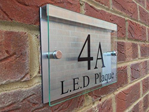 rue-plaque-maison-numero-de-porte-en-verre-moderne-acrylique-en-aluminium-led-support
