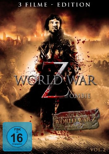 World War Zombie - Vol. 2 (3 Filme Edition) [Collector's Edition]