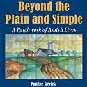 Beyond the Plain and Simple: A Patchwork of Amish Lives Audiobook by Pauline Stevick Narrated by Heidi Paek