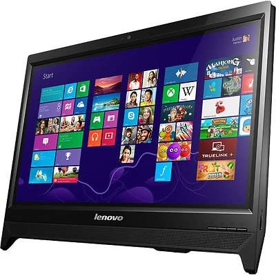 Lenovo C20-30 19.5-inch All-in-One Desktop (Core i3-5005U/4GB/500GB/DOS/Integrated Graphics), Black