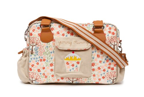 Pink Lining Yummy Mummy Changing Bag - Peace Blossom