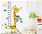Dushang Giraffe Monkey Kids Growth Ch...