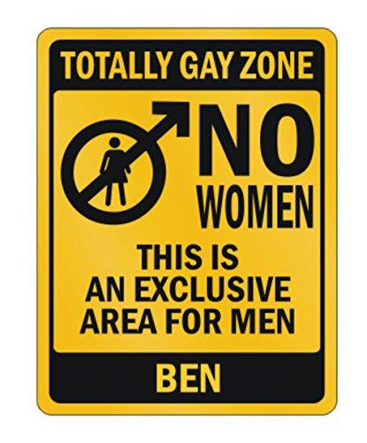 teeburon-totally-gay-zone-no-women-ben-parking-sign