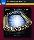 Corigliano-Circus-Maximus;-Gazebo-Dances-for-band-Blu-Ray-Audio