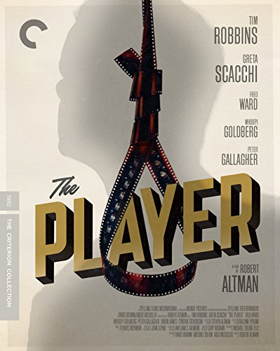 Blu-ray : The Player (Criterion Collection) (Widescreen)