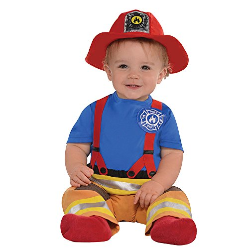 First Fireman Costume - Baby
