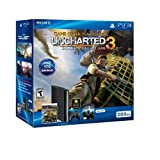 51lPyUZr2tL. SL160 SS160 PS3 250GB Uncharted 3: Game of the Year Bundle (Video Game)