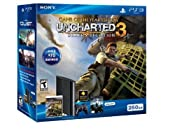 Amazon.com: PS3 250GB Uncharted 3: Game of the Year Bundle: PlayStation 3;: Video Games