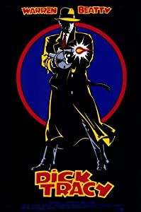 K 11 Movie Dick Tracy Poster Movie K 11 x 17 In - 28cm x 44cm Warren Beatty ...