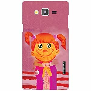 Design Worlds Samsung Galaxy On7 Back Cover - Cartoon Designer Case and Covers