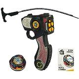Hasbro Beyblade XTS Radio control Meteo L-Drago - Lanzador radio control para peonzas Beyblade, color negro