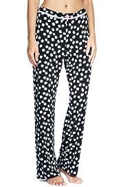 Floral Pyjama Bottoms [T37-5636-S]