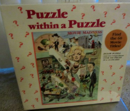 Puzzle Within a Puzzle - Movie Madness By Gil Eisner