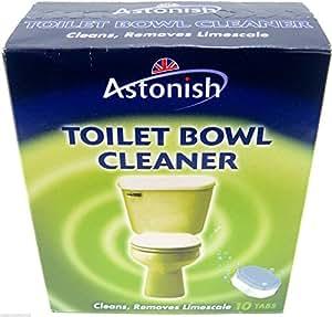 astonish toilet bowl cleaner removes limescale. Black Bedroom Furniture Sets. Home Design Ideas