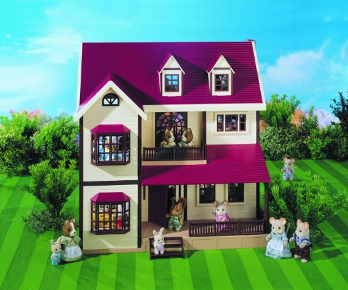 Sylvanian Families Oakwood Manor House