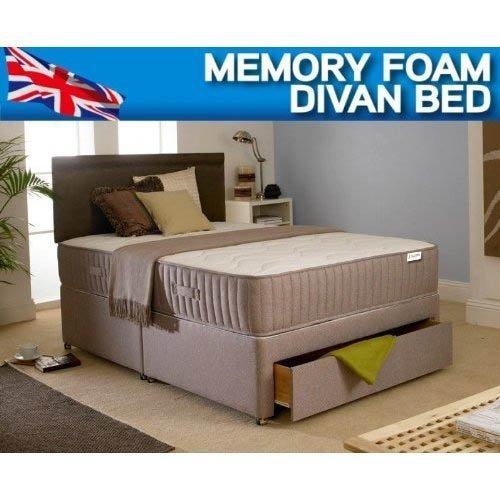 DIVAN BED WITH 10