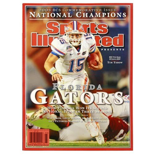 Florida Gators 2008 National Champions Sports Illustrated Commemorative Edition ()
