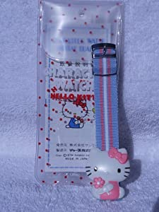 Collectible Hello Kitty Character Digital Quartz Watch in Pink (Made in Japan) - Purchased in Early 1980's