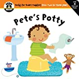 img - for Begin Smart? Pete's Potty by Begin Smart? Books (2010) Board book book / textbook / text book