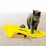 COM★MI-CATJ◆猫ちゃん大興奮!愛猫の年齢や性格に合わせて遊ぶ 電動 猫じゃらし 組み立て 簡単