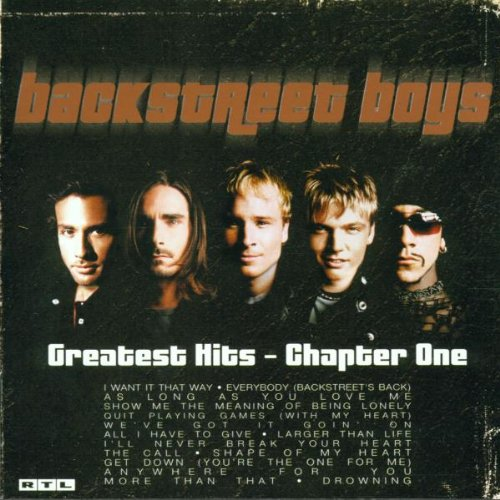 Backstreet Boys - Greatest Hits - Chapter One2 - Zortam Music