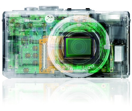 Sigma DP1x 14MP FOVEON CMOS Sensor Digital Camera and 2.5 Inch LCD Reviews