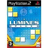 echange, troc Lumines Plus (PS2) [import anglais]