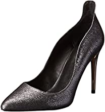Aldo Women's Ceglia Dress Pump, Pewter, 38 EU/7.5 B US