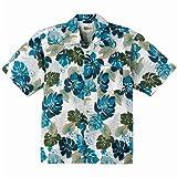 6種類の色とデザインで選べるコットン100%のアロハシャツ