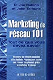 echange, troc Joe Rubino - MARKETING DE RESEAU 101
