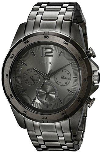 Relic Men's ZR15799 Gavin Analog Display Analog Quartz Two Tone Watch