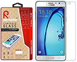 Raydenhy Premium Quality Tempered Glass For Samsung Galaxy On7 (G600F)