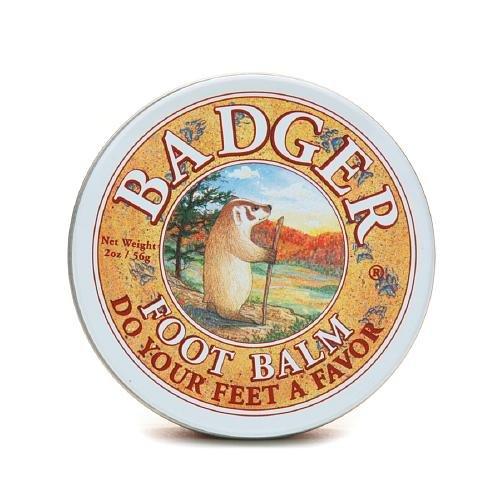 Badger Foot Balm 2Oz Tin-2 Oz (56 G)