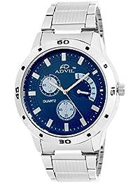 ADVIL Analogue Blue Dial Men's Watch AD11SM03