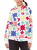 Nikita Chaqueta Reversible Oxydizing (Blanco / Multicolor)