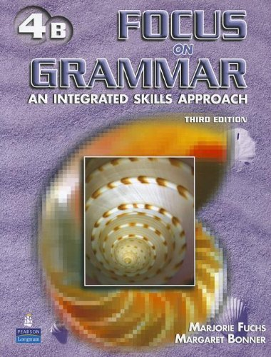 Focus on Grammar 4B